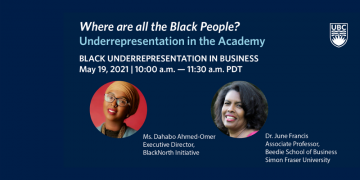 Black Underrepresentation in Business