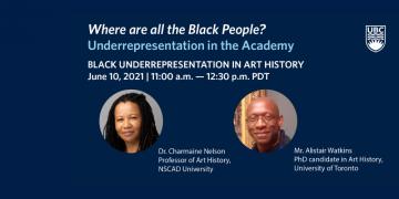 Black Underrepresentation in Art History